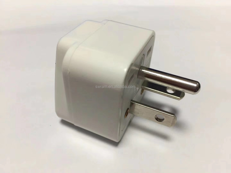 Travel Universal Adapter Electrical Plug For UK EU AU to EU European Socket Hot