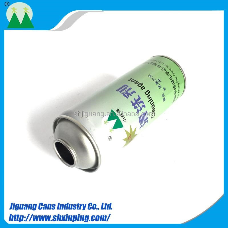 65mm empty tinplate spray cans