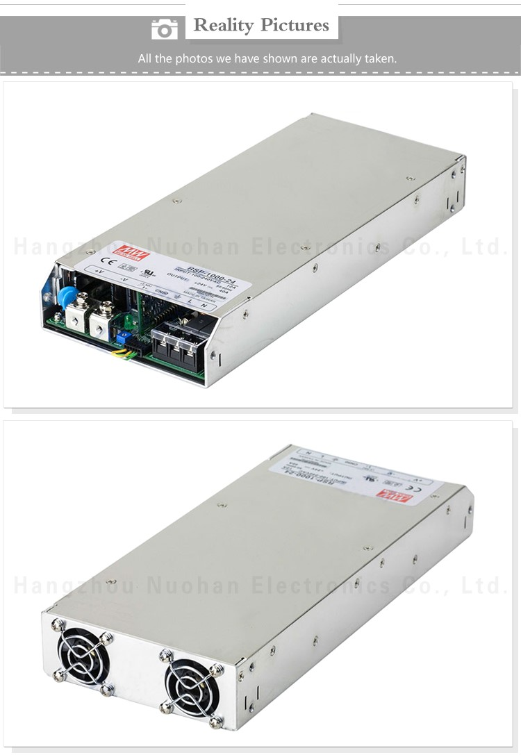 Meanwell RSP-1000-24 1000w 24v 40a switching power supply