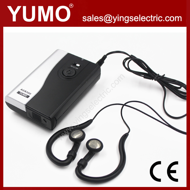 YUMO AG300 796.1-802.7MHZ wireless tour guide system audio guide system