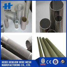 Stainless steel metal filter tube for pharmacuetical products exported from china