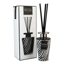high end decorative glass bottle aroma reed diffuser
