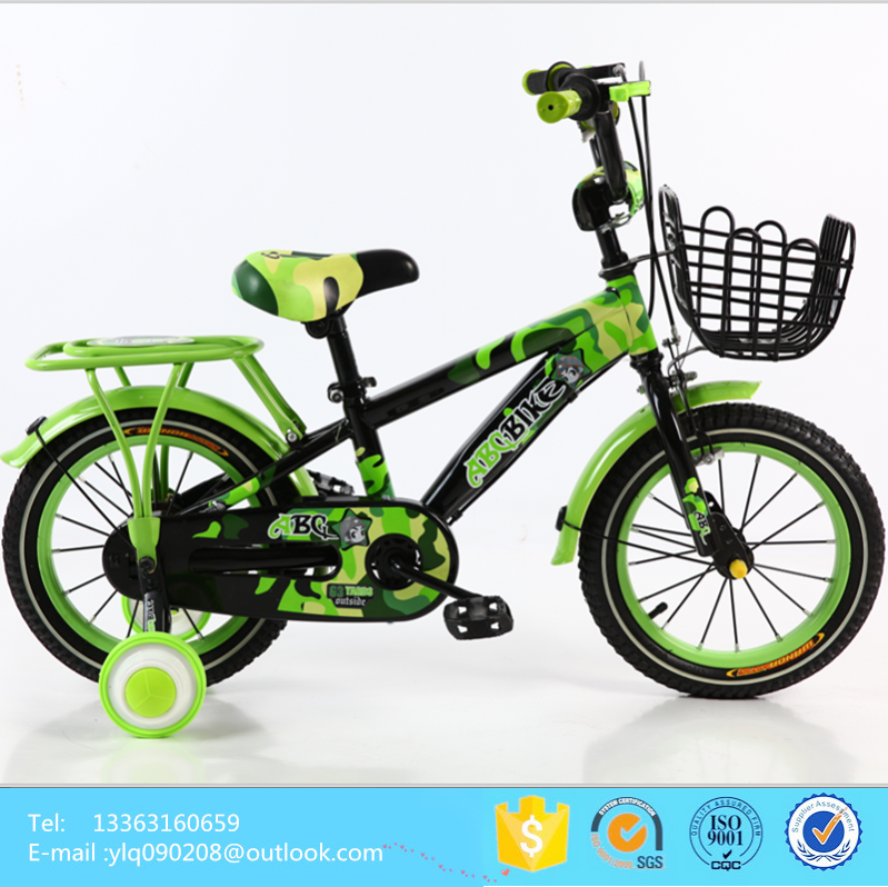 boys green used kids bicycle buy bicycle from bicycle factory in China