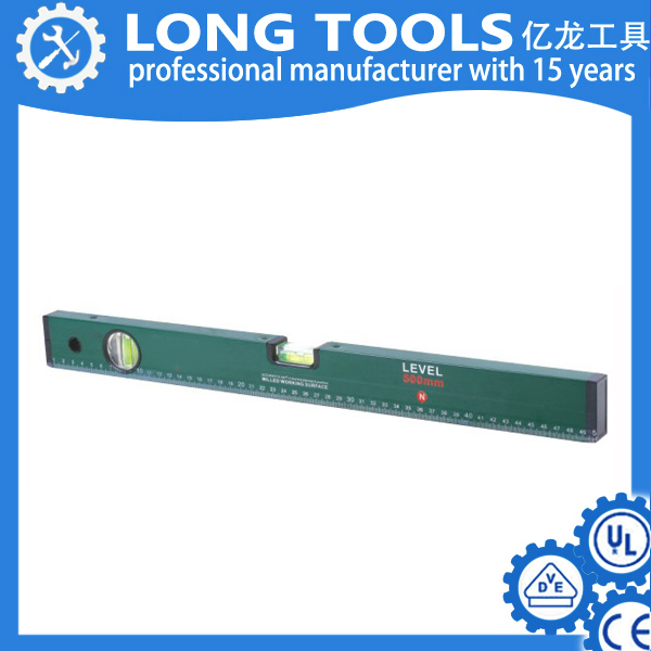 High precision magnetic 600/800/1000mm angle spirit level