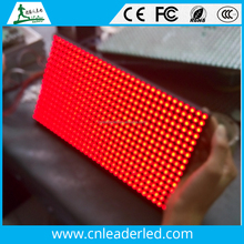 Leader Wholesale p10 led module 32x16 LED Display Matrix RED OUTDOOR DISPLAY