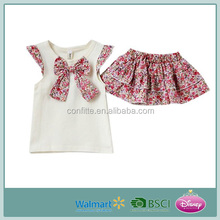Fashion High Quality Kids Clothing Sets Wholesale