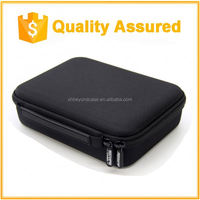 Factory Offer Hard Shell 2-layer Zipper eva Digital Camera Bag Case