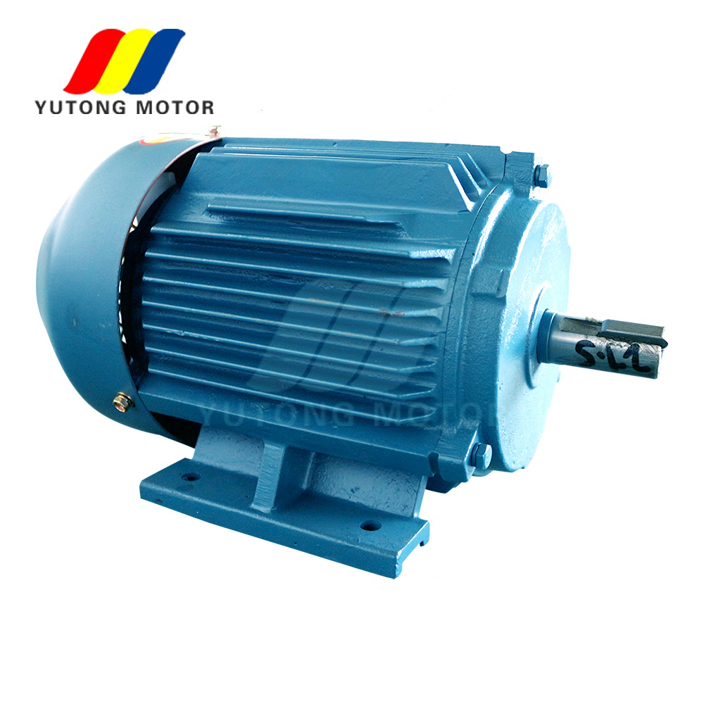 55KW Three Phase Induction Ac <strong>Y2</strong> Series Electric <strong>Motor</strong> for Water Pump