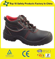 work time safety shoes light weight China wholesale safety shoe comfortable steel toe boots