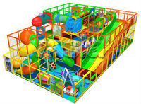 Inflatable commercial kids jungle gym indoor playground equipment kids soft play