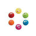 Custom promotional item squeaky ball toys for dogs