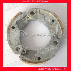 China Original Accessories Motorcycle / Clutch Comp. / Clutch Weight Set OE No. 22535-KVB-900