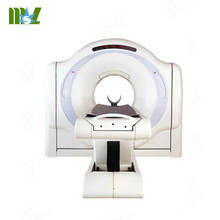 "China Manufacture Double Slice CT Scan Machine for Hospital Checking / CT Scanner with 19"" LCD Monitor for Sale"