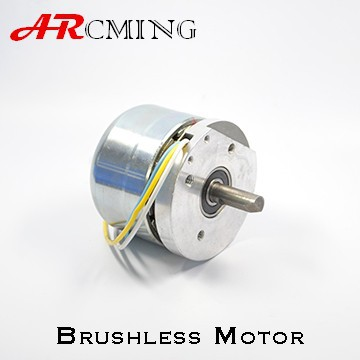 External rotor high torque low rpm brushless dc motor for Low rpm motor dc