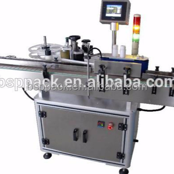 automatic labeling packaging machine supporting equipment