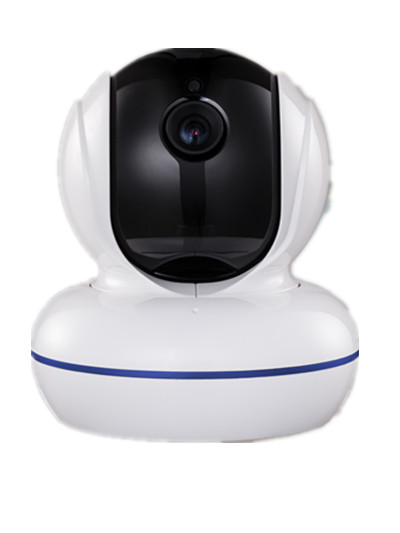 720P Baby Monitor Voice Recording Home Security P2P Wifi IP Camera