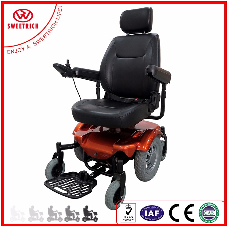2017 New Styte Fancy Design Stair Climbing Wheelchair