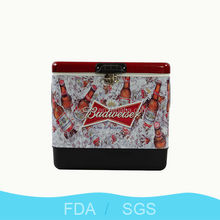 budweiser promotional wine cooler ice cooler