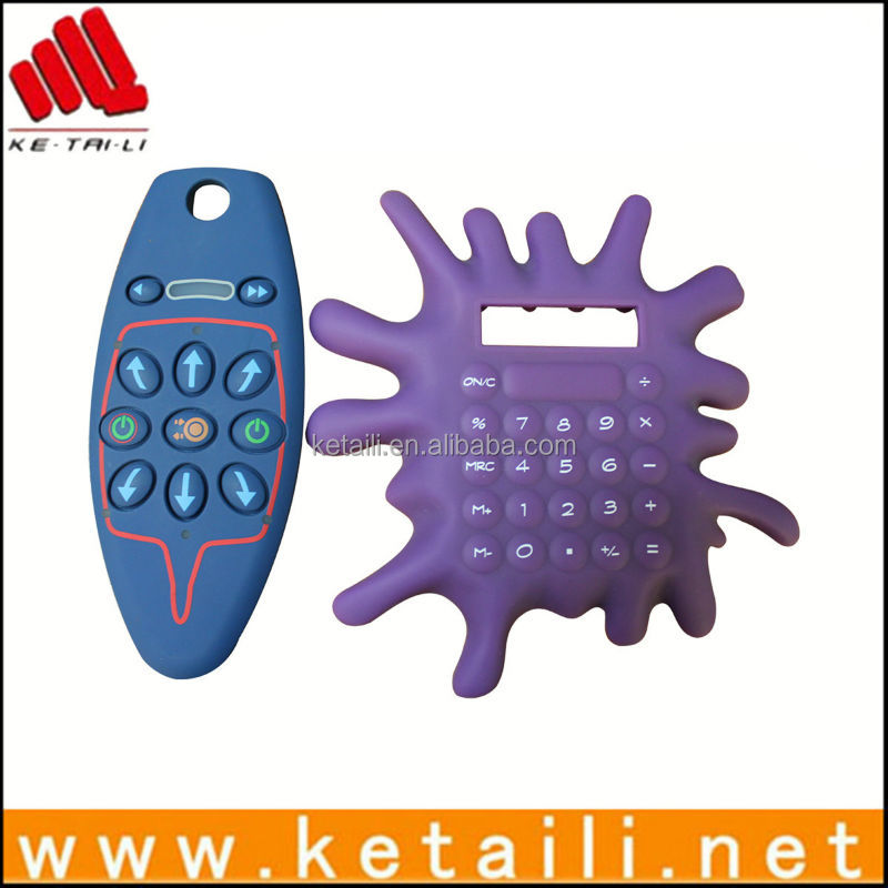 China supplier silicone keypads&keyboard for remote control