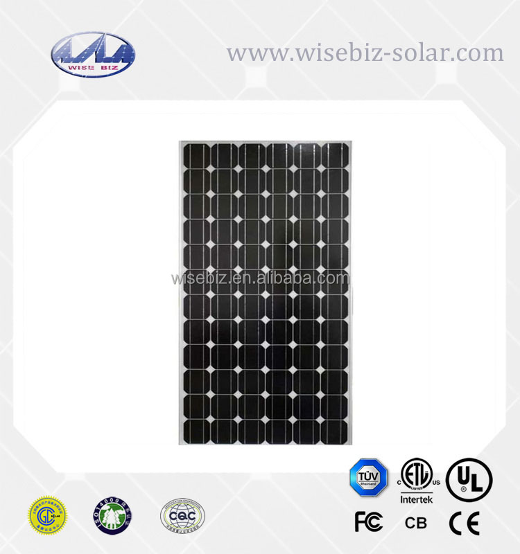 cost-effective Chinese 250w mono solar panels price for home