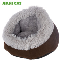 hand made fleece cute design luxury pet bed