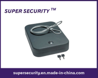 Extra Large Security Lockbox for Handguns and Valuables (STB0207)