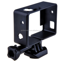 Standard Protective Frame + Base for Go Pro Hero 4 /3 plus/ 3frame Mount