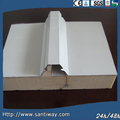 Roof and wall steel sheet PU sandwich panels Santiway-204