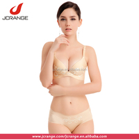 Elegant sexy girl women bamboo ice silk underwear panty with models