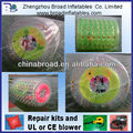 2013 hot selling colorful inflatable beach roller for playing on water for kids or adults