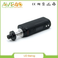 Wholesale UD First Temp Control Mod 100% Original UD Balrog 70W TC Kit with Magnetic Battery Cover for First Batch
