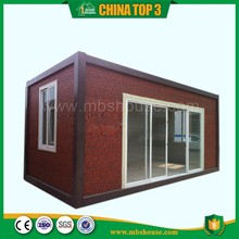 Prefabricated and mobile 20 Feet Container House
