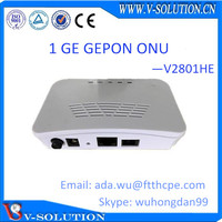 OEM available EPON Equipment 1GE low ocst solution GEPON ONU