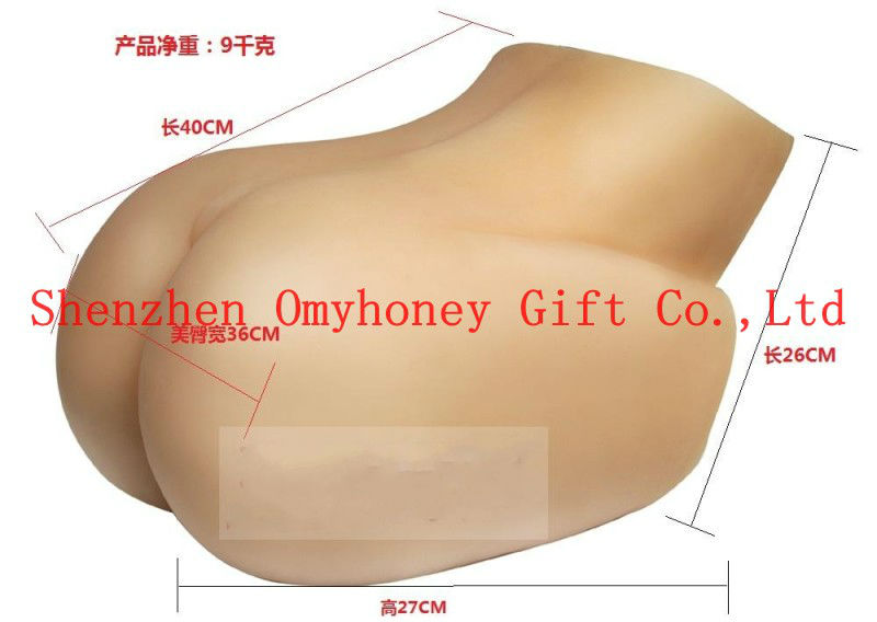 America Size Big Ass Vagina 100% Silicon Doll Sex Love Doll Sex Toys for Men Masturbator toys for man-sex doll ML6
