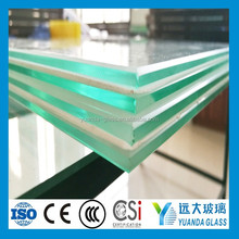XINYI/Pilkington/AGC/CSG/KIBING Glass Interlayer Glass