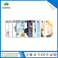 OEM custom printed hard cell phone case for apple iphone 6 with own logo/artwork