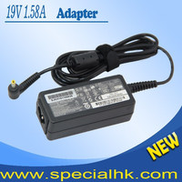 Hot 19V 1.58A 30W AC Adapter NEW For HP Mini 110 210 CQ10 700 584540-001