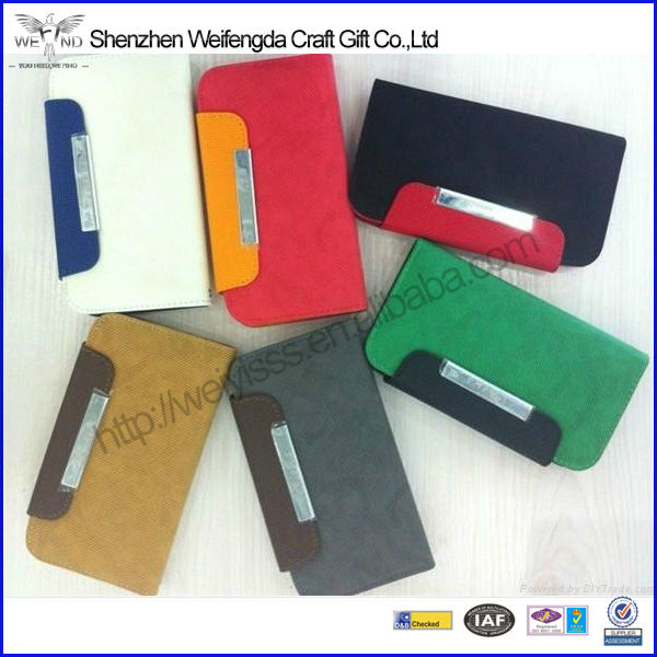 New ! For Samsung Galaxy S3 Leather Case With More Functions Guangdong Manufacturer
