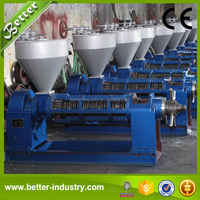 Hydraulic Nut & Seed Expeller Oil Press Machine