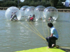 new coming fashional water walking ball, giant water orbs, human water zorb sphere cheap prices for sale