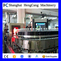 auto inspection machine for beverage/water lines