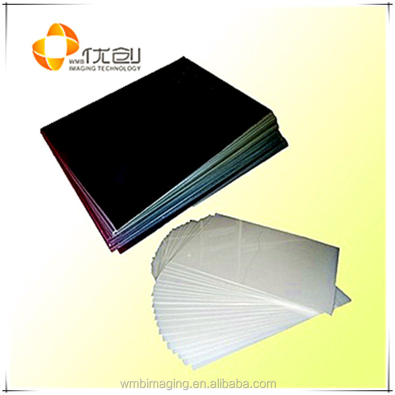 Double-sides Self-adhesive Pvc board for photo book
