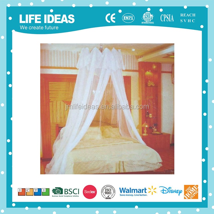 Foldable Round mosquito bed net Hanging Canopy Bed Net