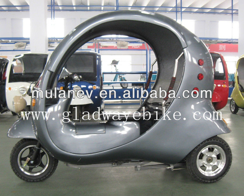 2013 New Mini tricycle,Mordern rickshaw,mini three wheel car two passengers for sale