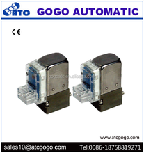 V100 series two-gang three -joint solenoid head 2 gang 3 way switch