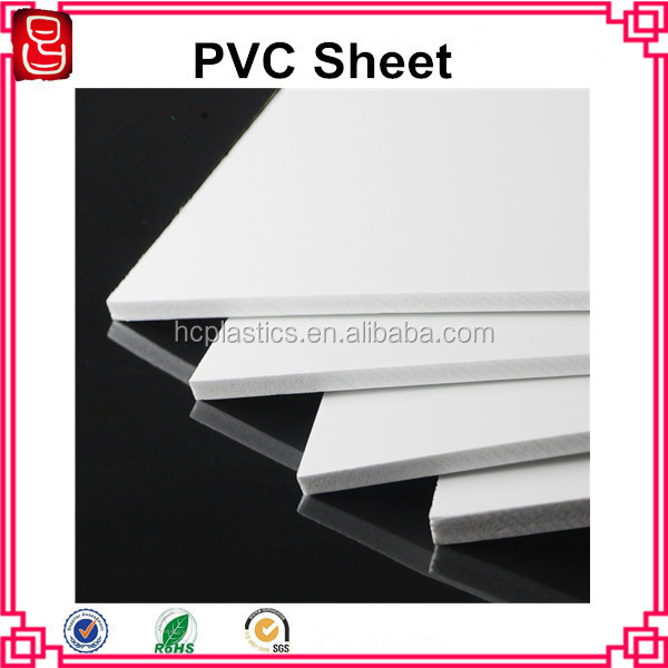 20mm High Quality PVC Foam Board For Building Construction