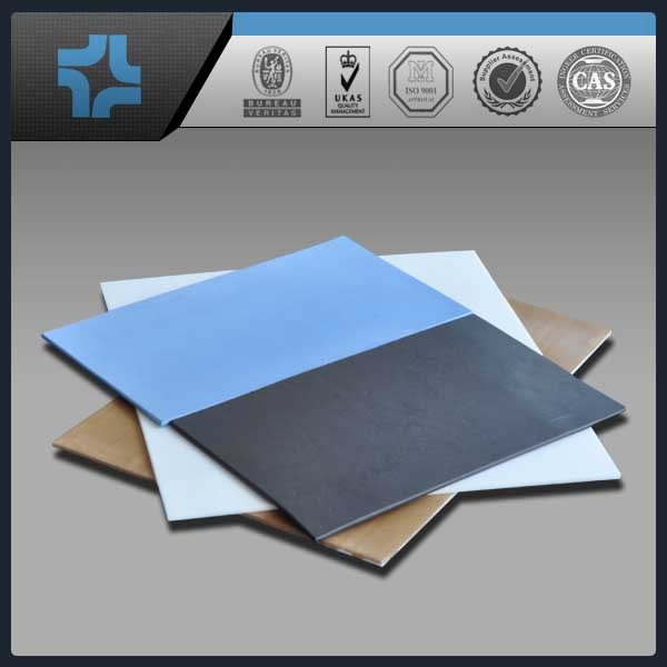 China supplier high quality filled teflon sheet