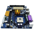 High quality 845GE Industrial Motherboard with isa slot motherboard