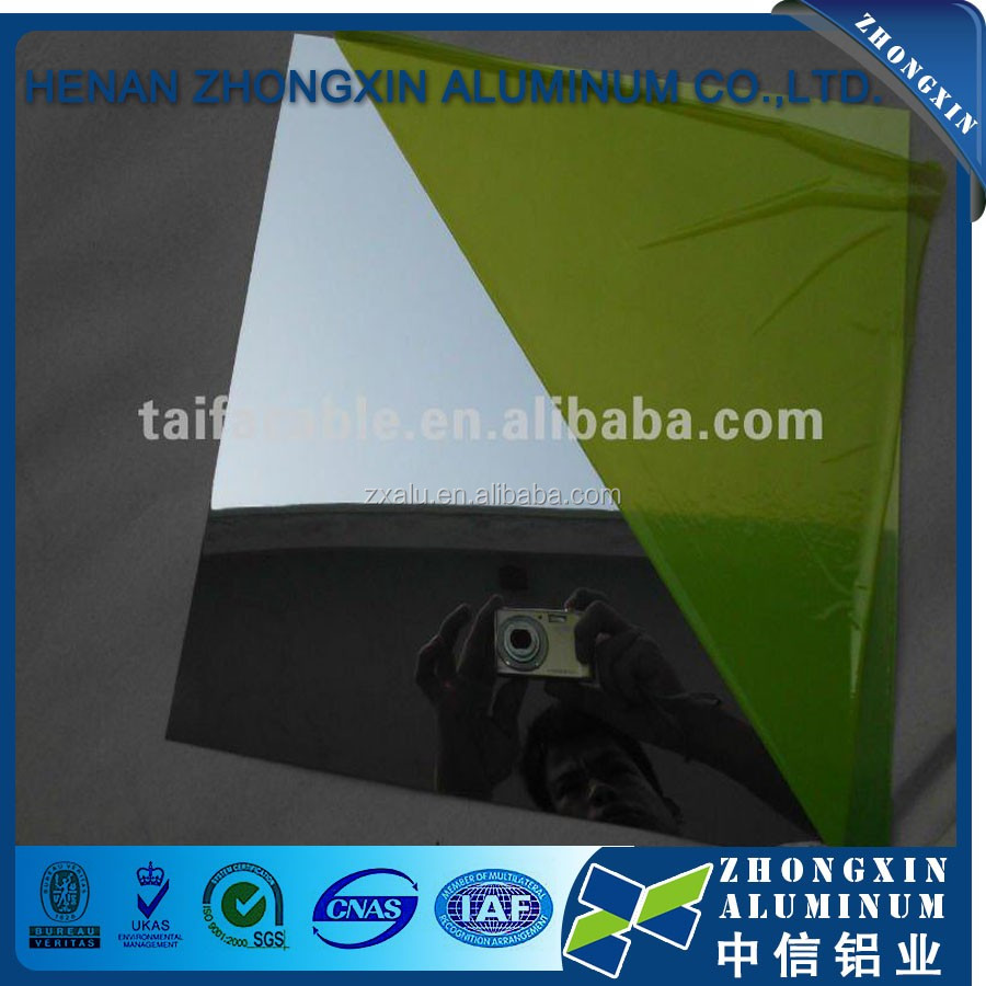 Latest Fashion Nice looking Mirror Finish solar Aluminum Coil with high reflective