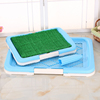 Pet Potty with Artificial Grass Dog Toilet Training Pad Park Patch Mat